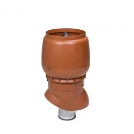 Вентиляционный выход VILPE XL-160/ИЗ/500 160х500 мм кирпичный