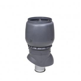Вентиляционный выход VILPE XL-160/ИЗ/500 160х500 мм серый