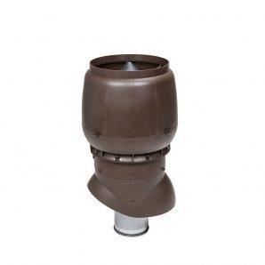 Вентиляційний вихід VILPE XL-160/ІЗ/500 160х500 мм коричневий