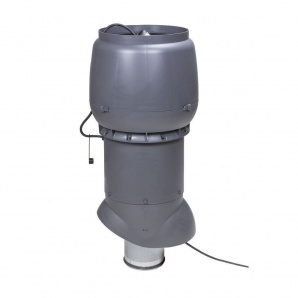 Вентиляційний вихід VILPE XL-160/ІЗ/700 160х700 мм сірий