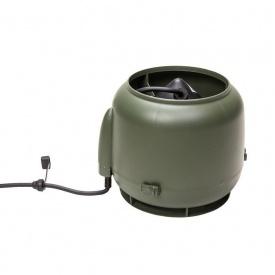 Вентилятор VILPE E120 S 125 мм зеленый
