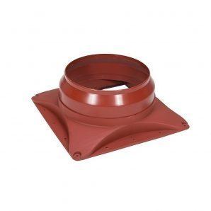 Підстава вентилятора VILPE Е250 S/Е310 S 400х400 мм червоне