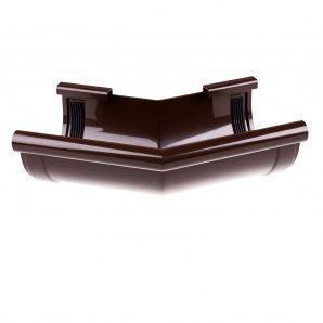 Кут зовнішній Profil Z 124° 90 мм коричневий