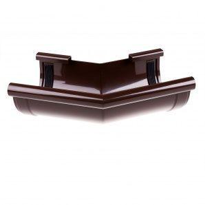 Кут зовнішній Profil Z 167° 130 мм коричневий