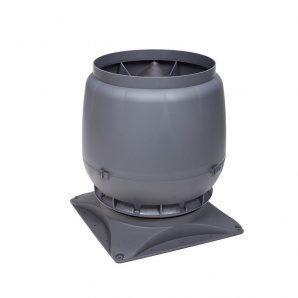 Вентиляционный выход VILPE S-200 200 мм серый
