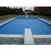 Солярна плівка для басейну Shield 3 м блакитна