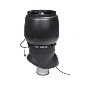 Вентилятор VILPE XL E220 P 160х500 мм черный
