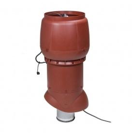 Вентилятор VILPE XL E220 P 160х700 мм красный