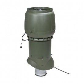 Вентилятор VILPE XL E220 P 160х700 мм зеленый