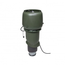 Вентилятор VILPE E190 P 125х500 мм зеленый