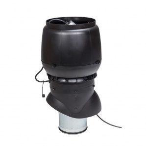 Вентилятор VILPE E250 P 200х500 мм чорний