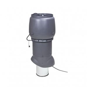 Вентилятор VILPE E250 P 200х700 мм сірий