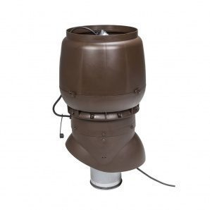 Вентилятор VILPE XL E220 P 160х500 мм коричневий