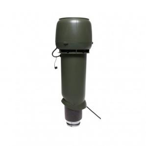 Вентилятор VILPE E190 P 125х700 мм зелений