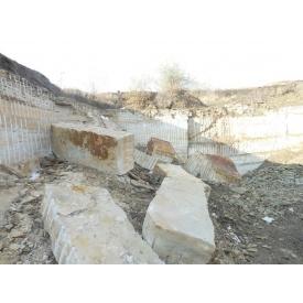 Блок пісковика Русавського родовища М100 F25