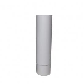 Подовжувач дефлектора VILPE ROSS 125 мм світло-сірий