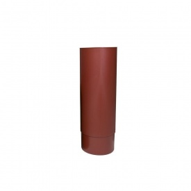 Подовжувач дефлектора VILPE ROSS 160 мм червоний
