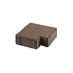 Тротуарная плитка Тетрис 60 мм