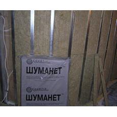 Звукопоглощающая плита Шуманет-БМ 1000*600*50 мм