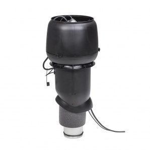 Вентилятор VILPE EСo 190 P 125х500 мм чорний