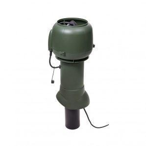 Вентилятор VILPE ЕСо110Р/110/500 110х500 мм зелений