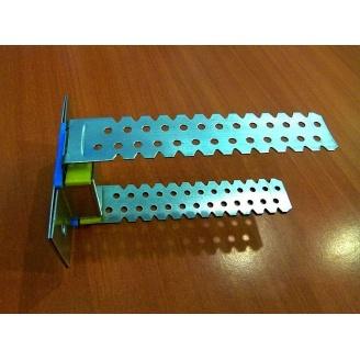 Базовый виброизолирующий потолочный подвес Шуманет-коннект ПП