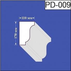 Підвіконня з пінополістиролу Валькірія 110х170 мм (PD 009)