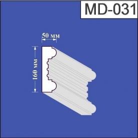 Молдинг из пенополистирола Валькирия 50х160 мм (MD 031)