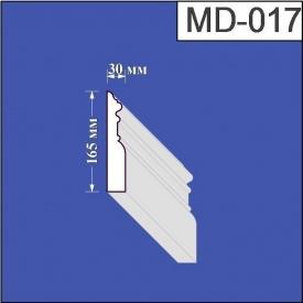Молдинг из пенополистирола Валькирия 30х165 мм (MD 017)