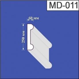 Молдинг из пенополистирола Валькирия 60х250 мм (MD 011)