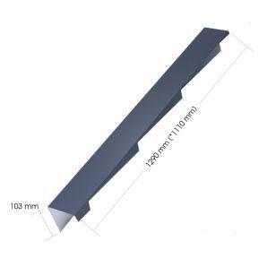 Торцева планка Evertile Evertech G2 правий/лівий FT/R/L 1110 мм