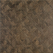 Керамическая плитка декор Cersanit EGZO БРАУН 45х45 см