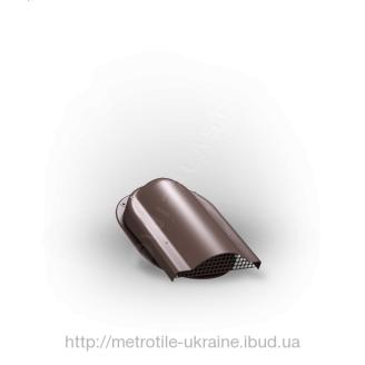 Вентилятор подкровельного пространства Easy коричневый