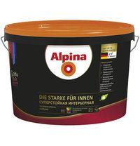 Интерьерная краска Alpina Die Starke fur Innen 2,5 л