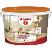 Интерьерная краска Alpina долговечная 10 л