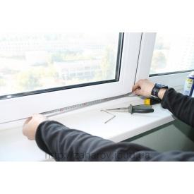 Комплексный ремонт створки окна