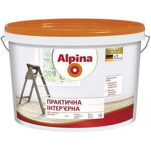 Інтер'єрна фарба Alpina практична 5 л