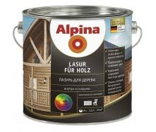 Лазурь Alpina Lasur fur Holz 10 л