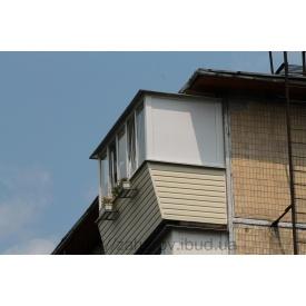 Балкон з виносом