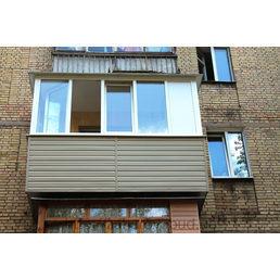 Ремонт балкона в хрущевке цена ск комфорт ibud.ua.