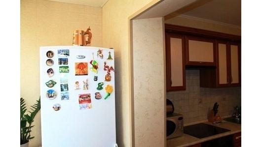 Объединение лоджии и кухни
