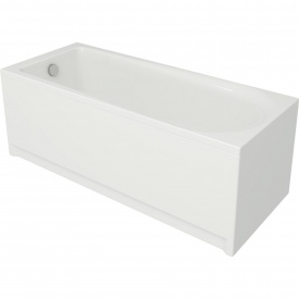 Ванна прямокутна з кріпленням Cersanit FLAVIA 150х70 см (S301-105)