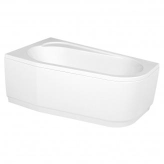 Ванна ассиметричная с креплением левая Cersanit ARIZA 140х85 см (S301-060)