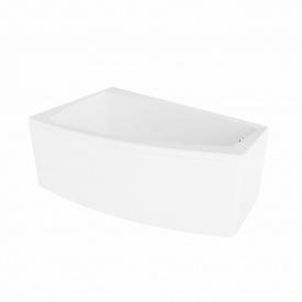 Ванна асиметрична з кріпленням ліва Cersanit LORENA 150 см (00311)