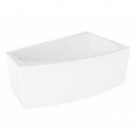 Ванна ассиметричная с креплением правая Cersanit LORENA 150 см (00310)