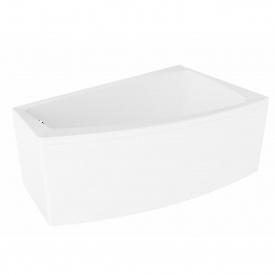 Ванна асиметрична з кріпленням права Cersanit LORENA 140 см (00308)