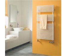 Установка полотенцесушителя в ванной