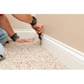 Укладання ковроліну на підлогу