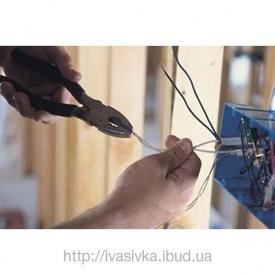 Подключение бытовые электроприборов
