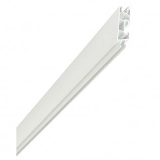 Лобова планка Nicoll BELRIV 8 см 4 м біла